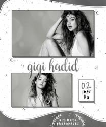 Photopack 35 - Gigi Hadid by ultimatephotopacks