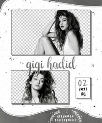 Png Pack 35 - Gigi Hadid by ultimatephotopacks