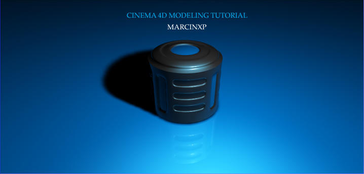 Modeling Tutorial by marcinxp