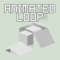 2d Flaps animated loop by Sheharzad-Arshad