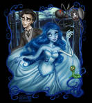 Corpse Bride: Emily and Victor