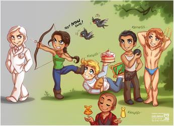 Hunger Games SD