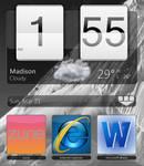 Windows Sense - Clock Only