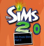 The Sims AR Photo Story 2.0 part 2