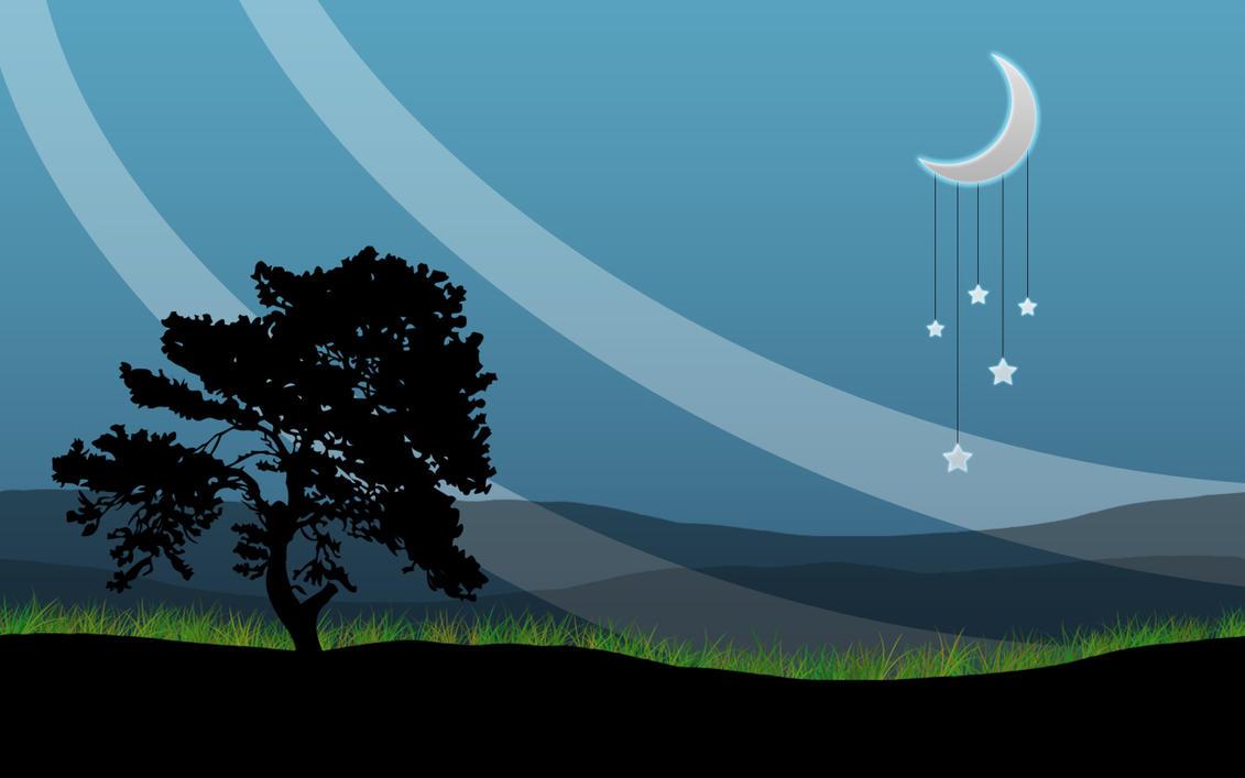 Nightly Peace .:wide:. by MisterFatJ