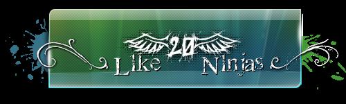 L1ke 20 N1njas: Aura Splats
