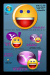 Yahoo Messenger Icon Pack