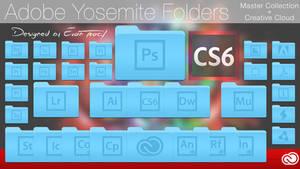 Adobe Yosemite Folders by TraceDesign