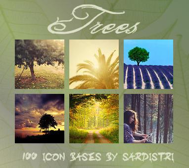 Trees by Sardistri