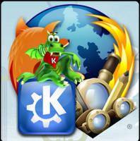 Oxygen KDE Firefox Theme