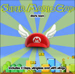 Super Mario Cap- Dock Icon