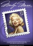 Marilyn Monroe Stamp