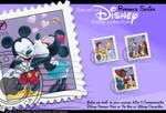Disney Stamps- Romance