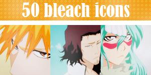 Bleach Icons by Shade-EX