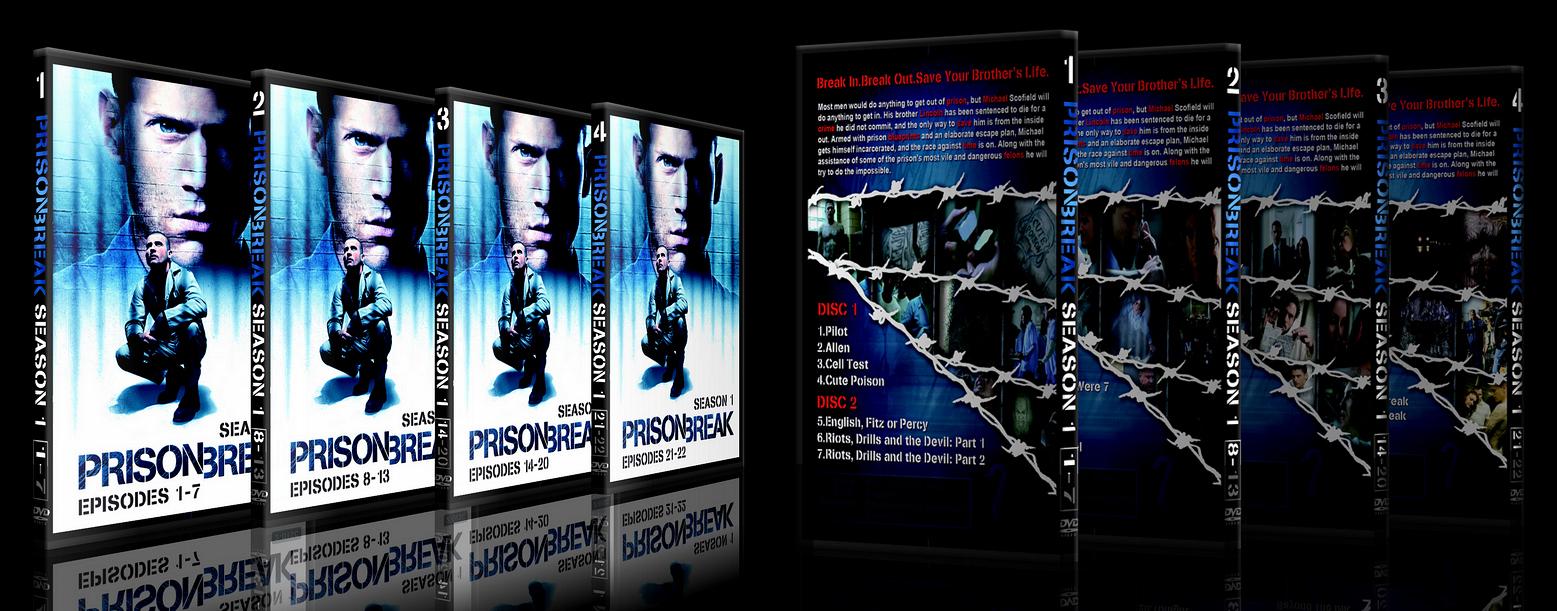 prison break season 1 download