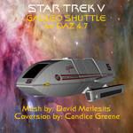 Galileo Shuttle DAZ 4.7