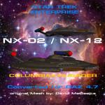 NX-02 NX-12 for DAZ 4.7
