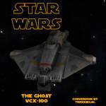 Star Wars: VCX-100 for DAZ 4.10
