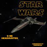 Star Wars: Z-95 Headhunter for DAZ 4.10