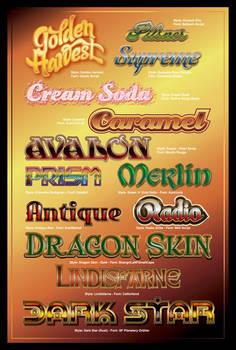 Free AI CS6 Graphic Styles Gratis