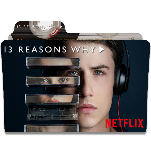 13 reasons why folder icon by kurodeathflag on deviantart - 13 reasons why download ...