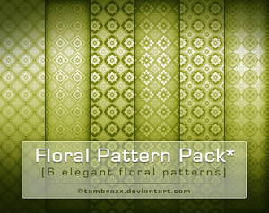 My Floral Pack 4 U