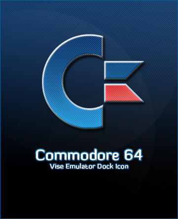 Commodore Dock Icon by michaelmknight