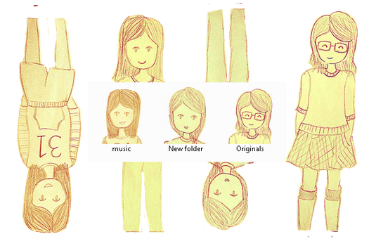 Bff pencils (icon pack)