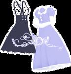 - MMD DL - Dresses