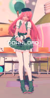 MMD DL - NUIC Momo update by NoUsernameIncluded
