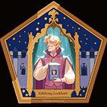 Gilderoy Lockhart.