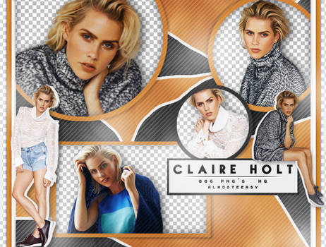 PACK PNG 016 { Claire Holt }