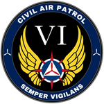 Coin: Civil Air Patrol North Carolina Wing Group 6