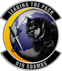 919th Special Operations Aircraft Maintenance SQ by scrollmedia