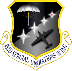 492d Special Operations Wing by scrollmedia