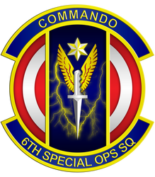 6th Special Operations Squadron by scrollmedia
