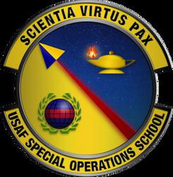 USAF Special Operations School by scrollmedia