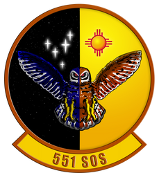 551st Special Operations Squadron by scrollmedia