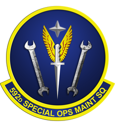 592d Special Operations Maintenance Squadron by scrollmedia