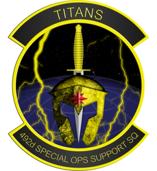 492d Special Operations Support Squadron by scrollmedia