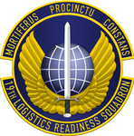 Shield - 19th Logistics Readiness Squadron