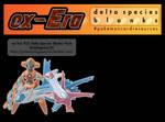 ex Era Blanks: Delta Species by Metagross101