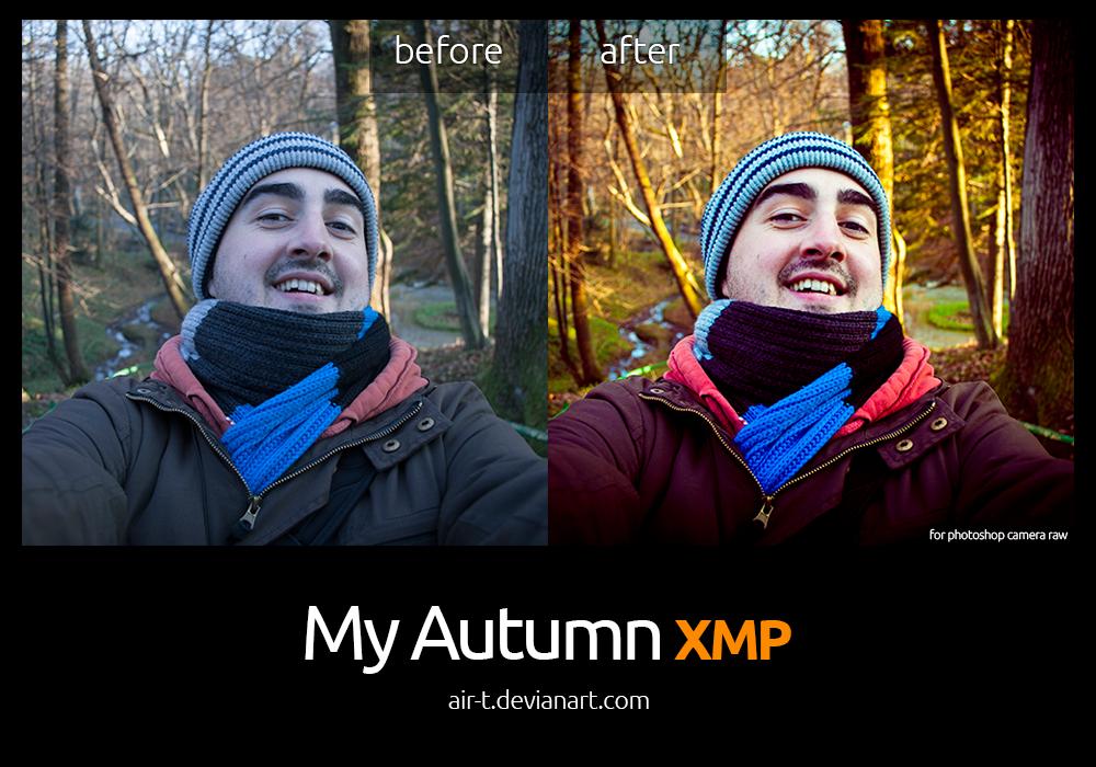 My Autumn Action (XMP camera raw preset) by air-t on DeviantArt