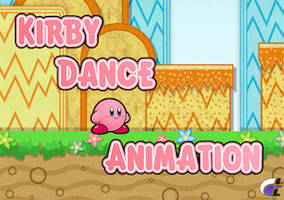 Kirby Dance Animation (Video w/ music on YouTube) by ShadowLifeman