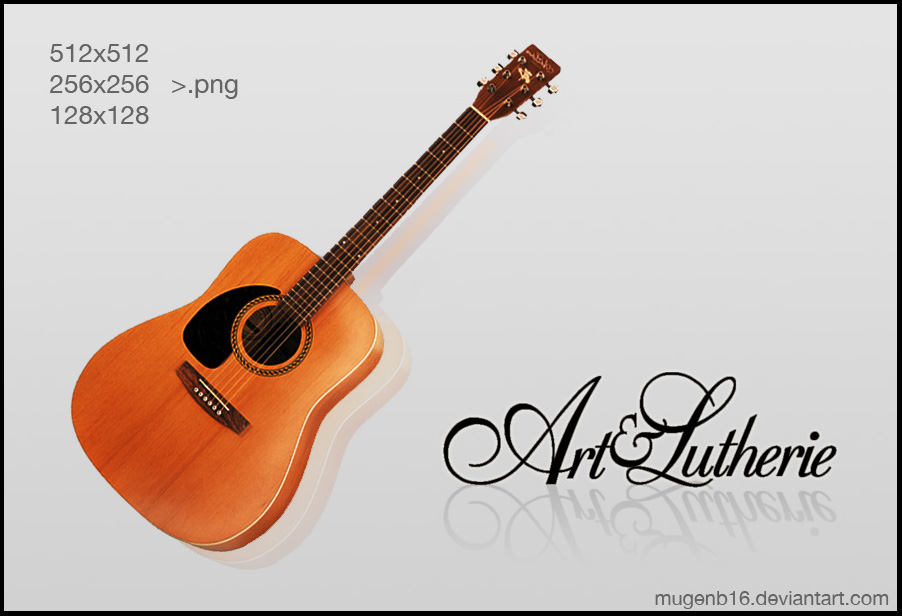 Art-Lutherie Guitar
