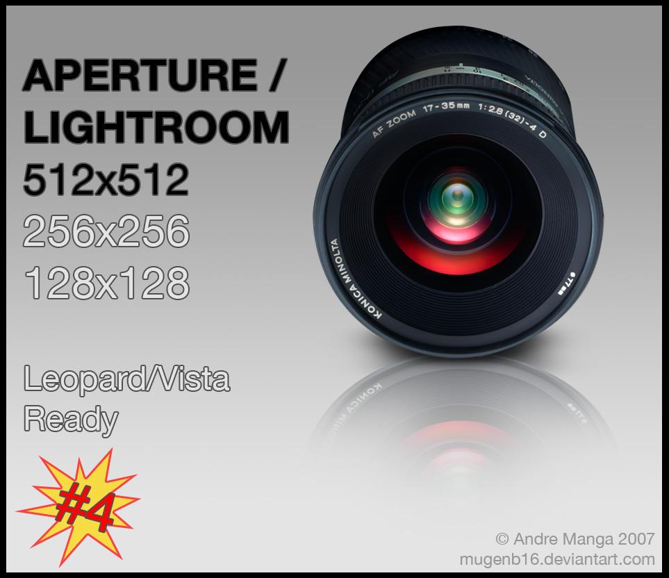 Lightroom or Aperture 4.0 by MugenB16