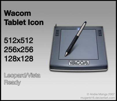 Wacom Intuos3 Icon
