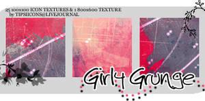 Girly Grunge Textures