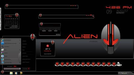 Alien Invasion WB by coolcat21