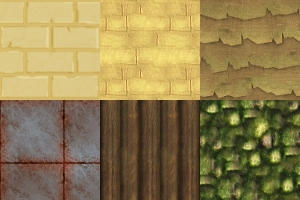 Textures for STK